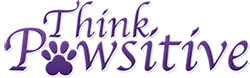 Think Pawsitive Logo
